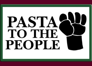 Pasta to the people
