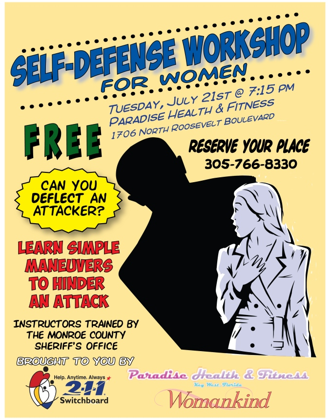 Self Defense final